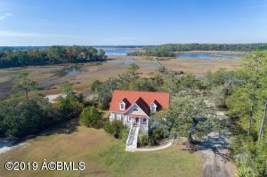 Property for sale at 60 Coosaw River Drive, Beaufort,  South Carolina 29907