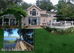 Property for sale at 223 Brickyard Point Road S, Beaufort,  South Carolina 29907