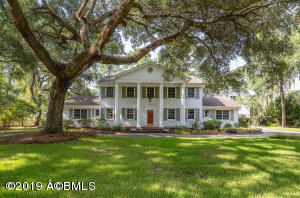 Property for sale at 3 Sandy Ridge Road, Beaufort,  South Carolina 29902