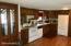 Handy pantry, Range, Fridge and dishwasher included!