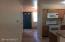 View from Living Room toward Front Door