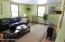 Very spacious living room!