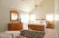 Master Bedroom / Cathedral Ceiling