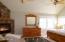 Master Bedroom / Propane Fireplace