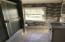 Upstairs bath has new flooring