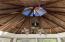 Gazebo skylight