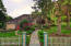 beautifully landscaped with open, flowing meadows and fields