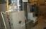 Utility room..gas furnace. LL