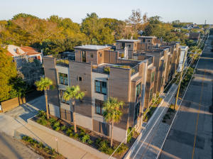 Welcome to 66 Gadsden St A - A Contemporary Rowhome with a Gorgeous Living Roof at Harleston Row