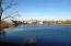 Beautiful Coffman Park in Dublin, Ohio, Pond with fountain
