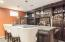 High-end cabnitry and granite counter tops
