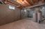Full Basement with 2 Hot Water Tanks, Battery Back-up Sump Pump, and Storage