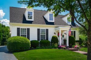 Welcome Home!! Newly Painted Exterior! Located just across from Gazebo & Park! Quaint & Picture Perfect!!