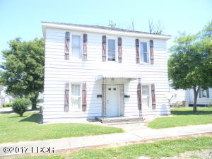 This property being sold for the Lot House needs to be removed. Not safe for living.