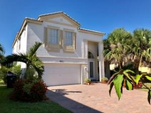Property for sale at 9851 Woolworth Court, Wellington,  Florida 33414