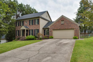 Stately 2 story with Southern charm!