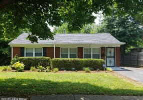3128 Commander Dr, Louisville, Kentucky 40220, 3 Bedrooms Bedrooms, 6 Rooms Rooms,1 BathroomBathrooms,Residential,For Sale,Commander,1509486