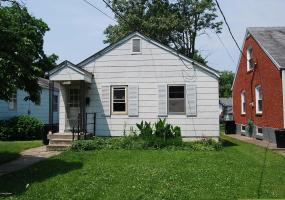 5130 Laughlin Ave, Louisville, Kentucky 40214, 2 Bedrooms Bedrooms, 5 Rooms Rooms,1 BathroomBathrooms,Rental,For Rent,Laughlin,1521921