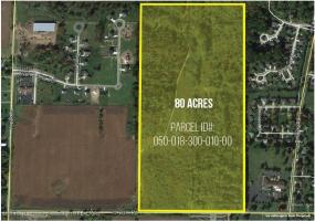 3500 Clark Road, DeWitt, MI 48820, ,Vacant Land,For Sale,Clark,227328