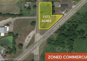 0 Waverly Road, Holt, MI 48842, ,Vacant Land,For Sale,Waverly,231658