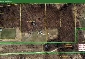 0 Gregory Road, Gregory, MI 48137, ,Vacant Land,For Sale,Gregory,239085