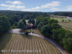 INCREDIBLE 37+ ACRE FARM. MULTIPLE FIELDS, TWO BARNS!