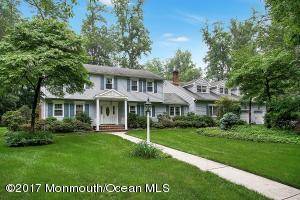 Classic Colonial featuring a 2 bedroom 2 bath space for Mom with full kitchen and separate entrance.