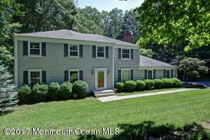 12 Craig Court, Colts Neck, NJ 07722