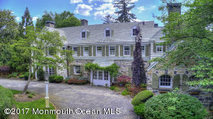 Magnificent Turtle Pond Estate in the heart of Rumson.