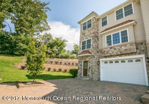 Perfect end unit townhome on premium lot!