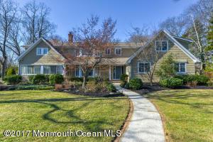 Rumson's ultimate neighborhood, welcome home