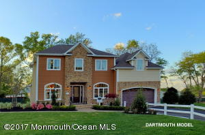 Dartmouth Model offering bedrooms , 3 Full Baths, Fireplace and Full Basement.