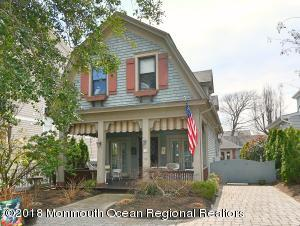 Property for sale at 118 Stockton Boulevard, Sea Girt,  New Jersey 08750