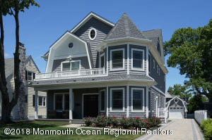 Property for sale at 307 Stockton Boulevard, Sea Girt,  New Jersey 08750