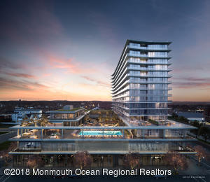 Property for sale at 1101 Ocean Avenue # 610, Asbury Park,  New Jersey 07712