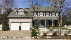 Property for sale at 1328 Willow Drive, Sea Girt,  New Jersey 08750