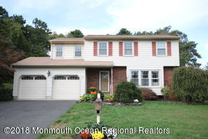 Beautiful Colonial with tons of curb appeal! Meticulously maintained, nothing left to do but move right in!