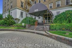 Property for sale at 500 Deal Lake Drive # 2C, Asbury Park,  New Jersey 07712