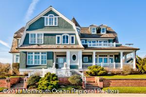 Iconic Sea Girt Oceanfront