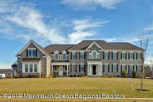 Weatherstone Manor on 2.83 acres in prestigious Reserve at Holmdel adjacent to the dynamic metroburb, BellWorks