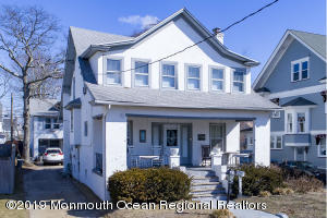 Property for sale at 408 Evergreen Avenue, Bradley Beach,  New Jersey 07720