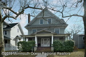 Property for sale at 409 Evergreen Avenue, Bradley Beach,  New Jersey 07720