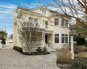 Property for sale at 115 Philadelphia Boulevard, Sea Girt,  New Jersey 08750