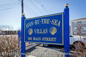 Property for sale at 501 Main Street # 29, Avon-by-the-sea,  New Jersey 07717