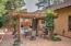 Backyard Pergola