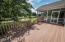 Outdoor Deck 22' x 10'