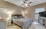 Oversized guest rooms