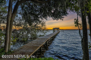 Boat Dock - 2667 Eagle Bay Dr, Orange Park, FL, 32073