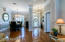 From the leaded glass front door to the gleaming hardwood flooring this home is one to impress!