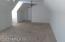 90% Finished H&C Bonus Room over the garage. Radiant Barrier keeps this room cool during hotter climate.